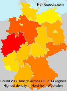 Hansch