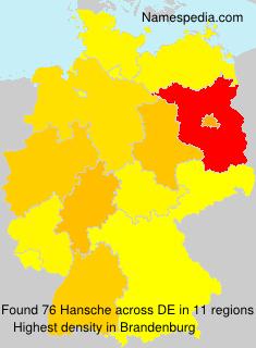 Hansche