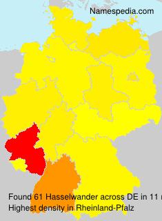 Hasselwander - Germany