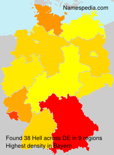 Hell - Germany