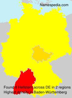 Hellstern - Germany