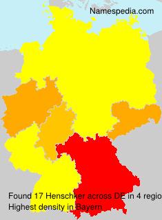 Henschker