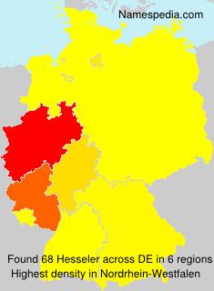 Hesseler