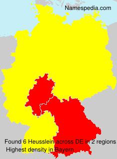 Heusslein