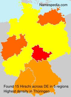 Hirschi