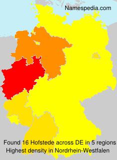 Hofstede - Germany