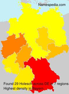Holesch