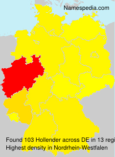 Hollender - Germany