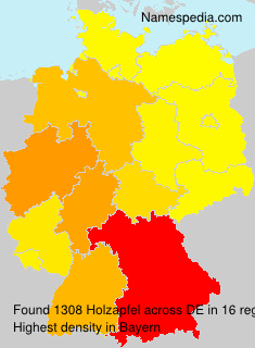 Holzapfel - Germany
