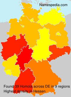 Homola - Germany