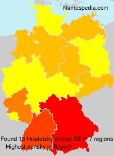 Hradetzky - Germany