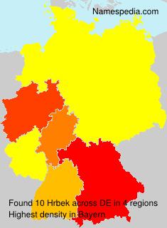 Hrbek - Germany