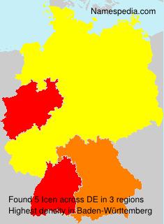 Icen - Germany