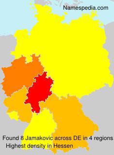 Jamakovic