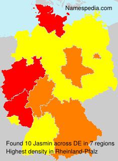 Jasmin - Germany