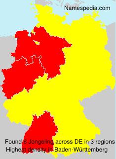 Jongeling - Germany