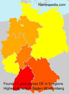 Joss - Germany