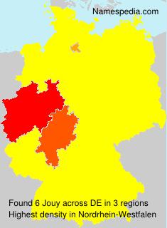 Jouy - Germany