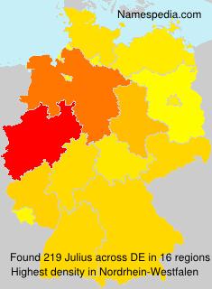 Julius - Germany