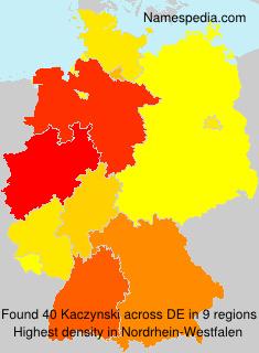 Kaczynski - Germany