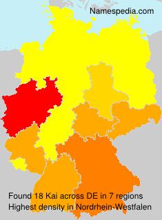 Kai - Germany