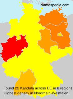 Kandula - Germany