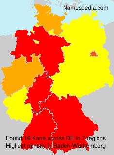 Kane - Germany