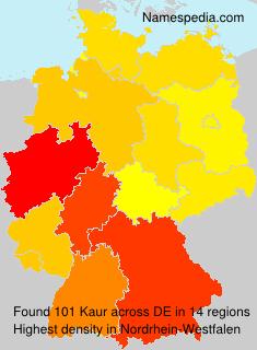 Kaur - Germany
