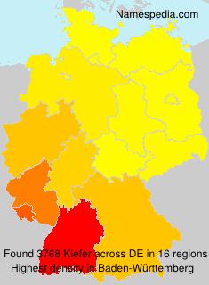 Kiefer - Germany