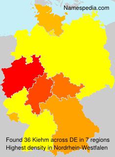 Kiehm