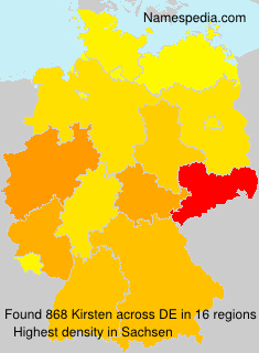 Kirsten - Germany
