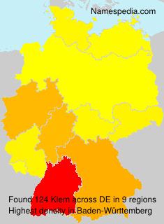 Klem - Germany