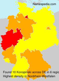 Konopinski - Germany