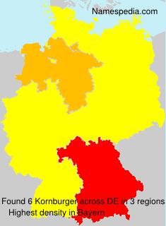 Kornburger