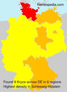 Kryza - Germany