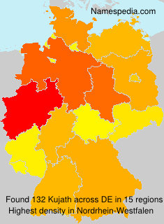 Surname Kujath in Germany