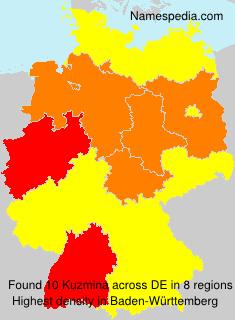 Kuzmina - Germany