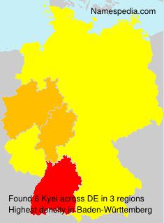 Kyei - Germany
