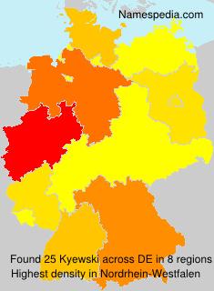 Kyewski - Germany