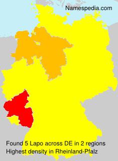 Lapo - Germany