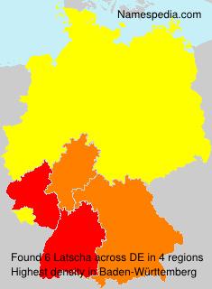 Latscha