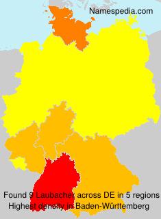 Laubacher