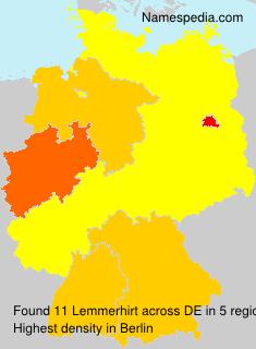 Lemmerhirt