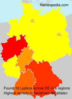 Ljubica - Germany