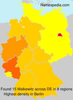 Malkewitz