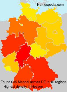 Mandel - Germany