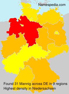 Mannig - Germany