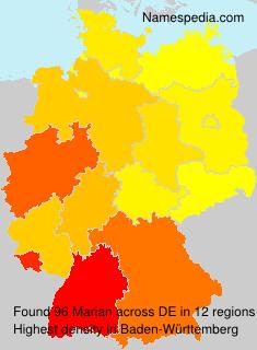 Marian - Germany