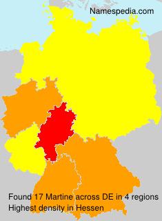 Martine - Germany