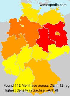 Mehlhase - Germany